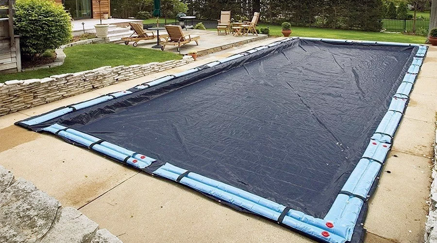 Blue Wave pool cover for small and large swimming pool