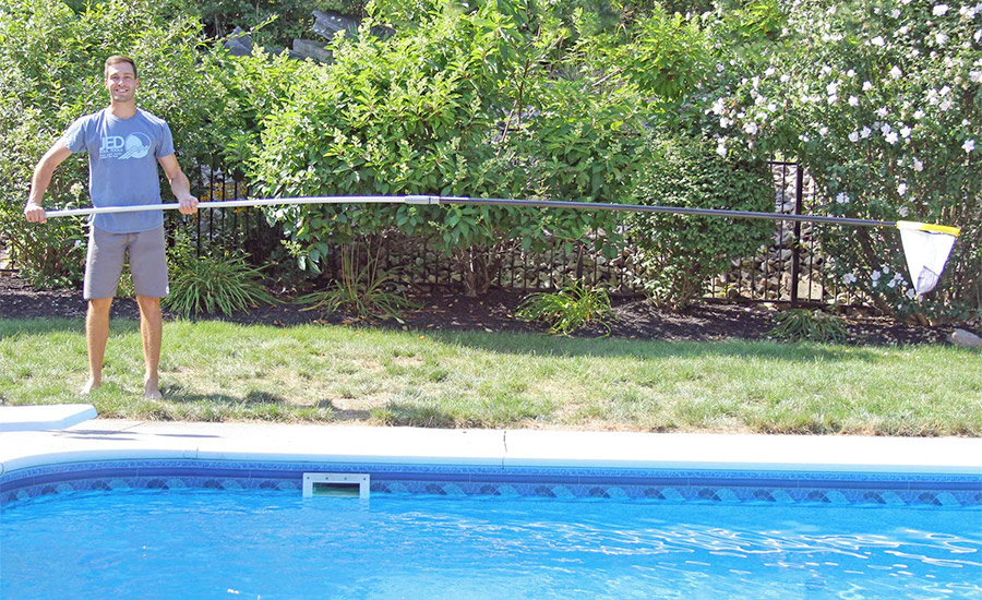 Pool Telescopic Pole from JED