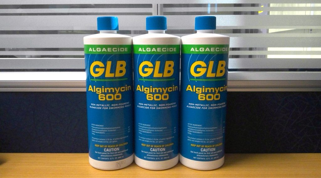 There are many algaecide to choose from